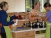 In der Schulküche mit Alexander Grüner