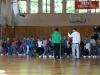 Bewegung in der Sporthalle