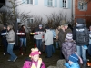 Krippenöffnung in Baunach, 1. Dezember 2012