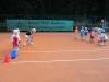Kindergärten besuchen den Baunacher Tennisclub, Juli/August 2012