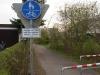 Mauer Eichenweg-Buchenweg