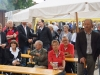 Neue Dorfmitte Gundelsheim, Juli 2012