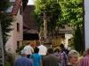 Vorbereitungen zum Dorfwettbewerb in Mürsbach, Juni 2012