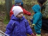 Zu Besuch im Wald bei den Waldmäusen, Oktober 2012