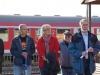 Dorfführung mit Thomas Gunzelmann durch Zapfendorf, Juni 2012