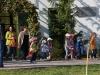 Spatenstich Kindergarten St. Christophorus, April 2013