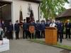 Weihe der Tragkraftspritze der Freiwilligen Feuerwehr Ebing, Mai 2013