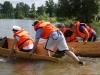 Sautrogrennen beim Ebinger Seefest, Juni 2013