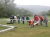 2013-06 Kemmern Aufbau Fischkerwa und Seefest