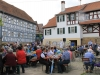 Besuch der Bewertungskommission im Dorfwettbewerb 2013 in Mürsbach
