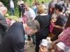 Richtfest Kinderkrippe Zapfendorf, Juni 2013
