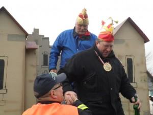 Die Feuerwehr, Freund und Helfer