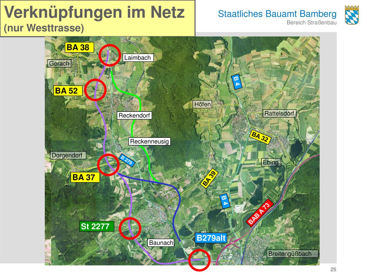 Informationsveranstaltung B279 Juli 2012