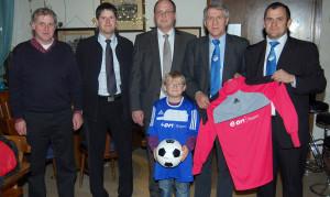 Trikots F-Jugend 2012