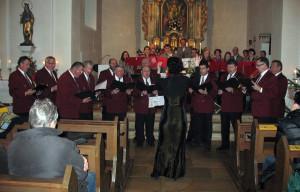 Weihnachtskonzert Dorgendorf 2012
