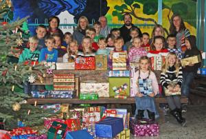 Weihnachten Grund- und Mittelschule Baunach, 2012