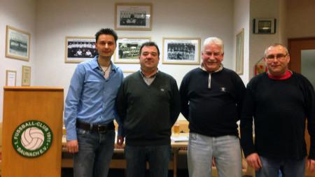 JHV FC Baunach Ehrungen 2012