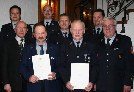 JHV Feuerwehr Mürsbach 2013 Gold 1