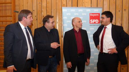 Nominierung Landtag Bezirkstag SPD 2013