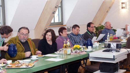 Neubürgerbegrüßung Zapfendorf 2013