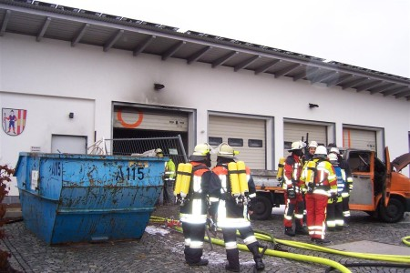 Bauhofbrand Februar 2013 2