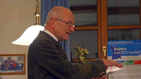 Politischer Aschermittwoch CSU Rattelsdorf 2013