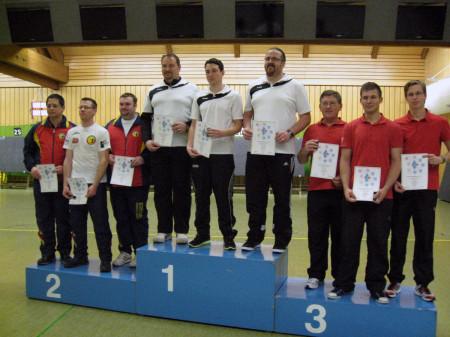 Bayerische Meisterschaft Bogenschießen 2013