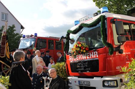 Staffellöschfahrzeug FFW Kemmern 2012