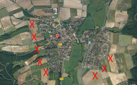 Änderung Flächennutzungsplan Reckendorf 2013