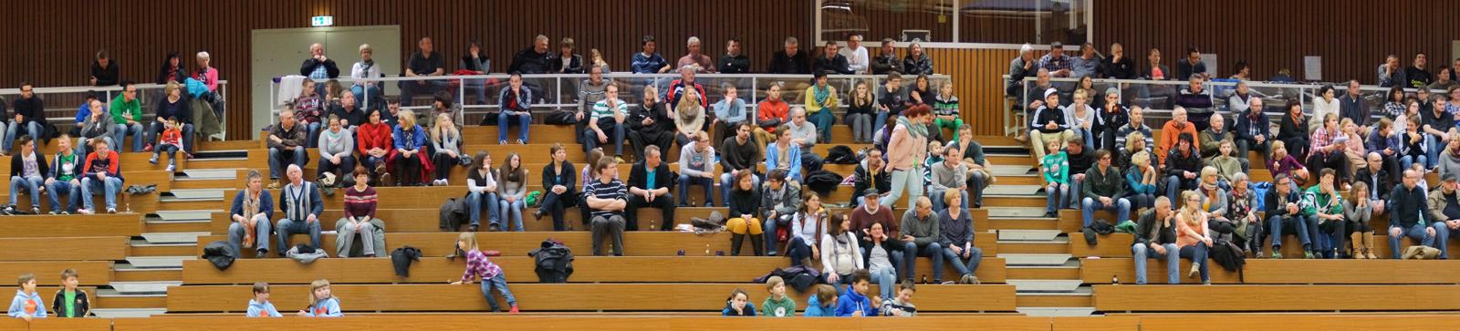 Basketball-Derby Baunach Rattelsdorf März 2013