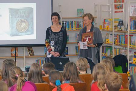 WortSpiele Bücherei Zapfendorf 2013