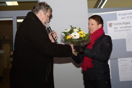 Verabschiedung BM Hoffmann Breitengüßbach 2013