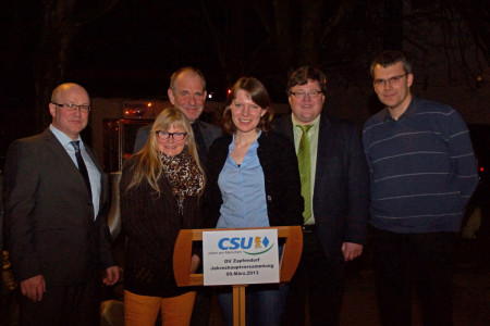 JHV CSU Zapfendorf 2013