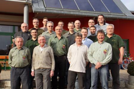 JHV Anglerverein Baunach 2013