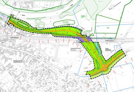 Ersatzlösung Zapfendorf Nord 02-2013
