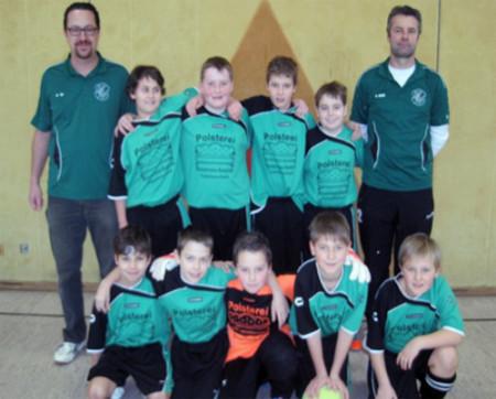 Hallenkreismeister Zapfendorf E1 Jugend 2013