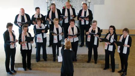 Jubiläumskonzert 10 Jahre evangelischer Chor Zapfendorf 2013