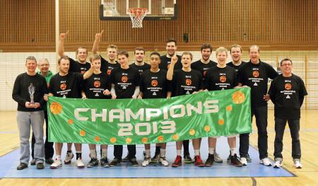 Baunach Basketball Bayernpokal 2013