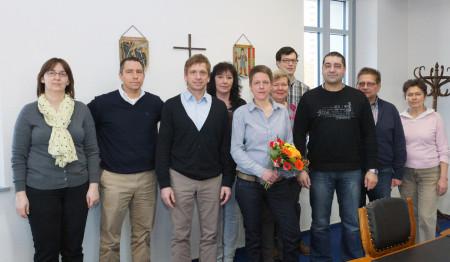 Amtsantritt Reinfelder 2013