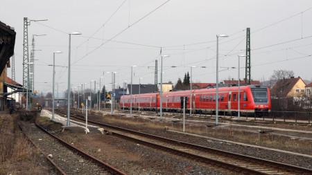 Bahnstrecke Breitengüßbach 2013