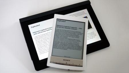 E-Book-Ausgabe 2013 - Tablet, Reader