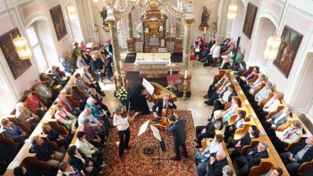 Benefizkonzert 40 Jahre Abtei Maria Frieden, Mai 2013