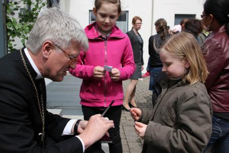 50 Jahre evangelische Kirche Zapfendorf, 2013