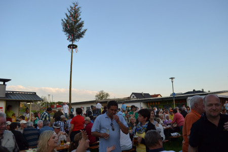 Bürgermeisterinnenbaum 2013 Breitengüßbach