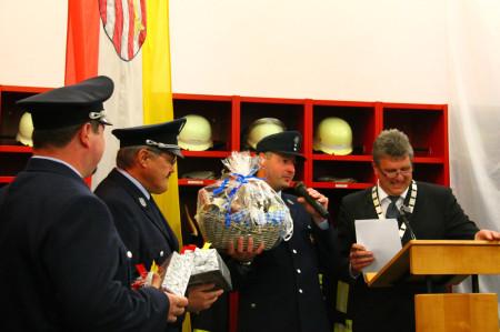 2013-05 Priegendorf Einweihung Feuerwehrgerätehaus
