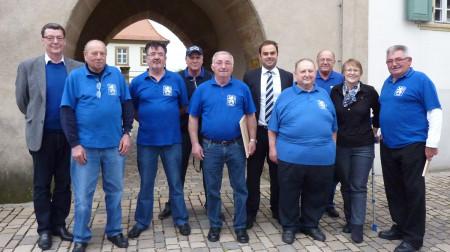 40 Jahre Lowenstammtisch Rattelsdorf 2013 (2)