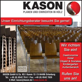Kason - Sonderveröffentlichung Bürgerhaus Baunach 2013