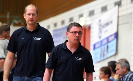 Basketball Baunach Mausolf und Fuchs 2013