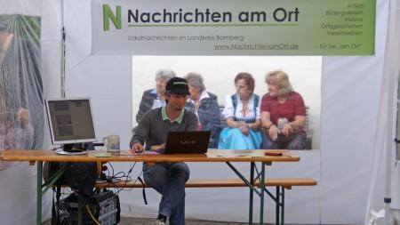 Einweihung Bürgerhaus Baunach 2013
