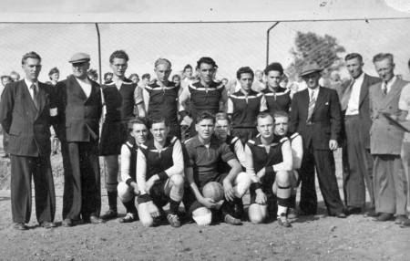 60 Jahre FSV Unterleiterbach 2013 Gründungsmannschaft